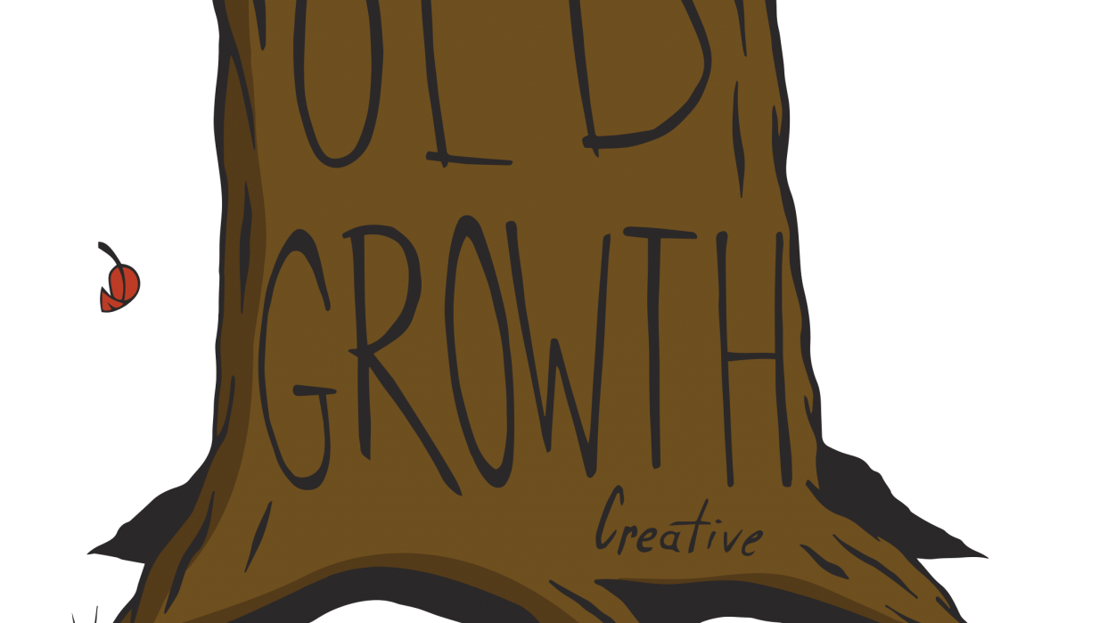 Old Growth Creative - student project