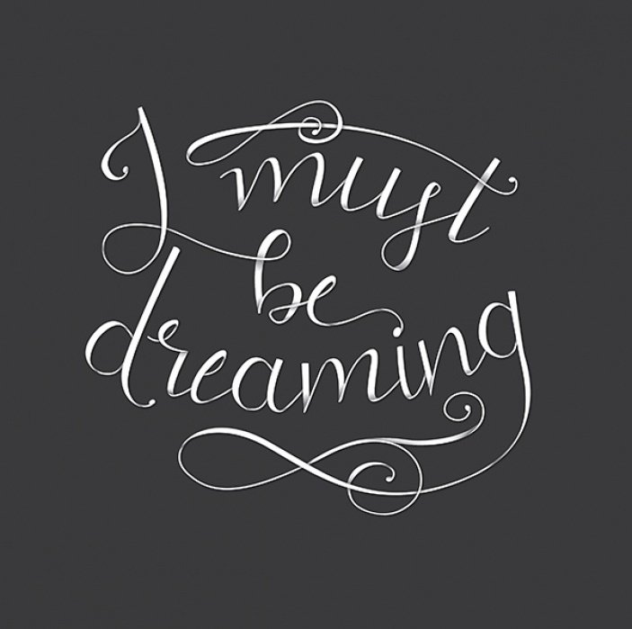I must be dreaming - student project