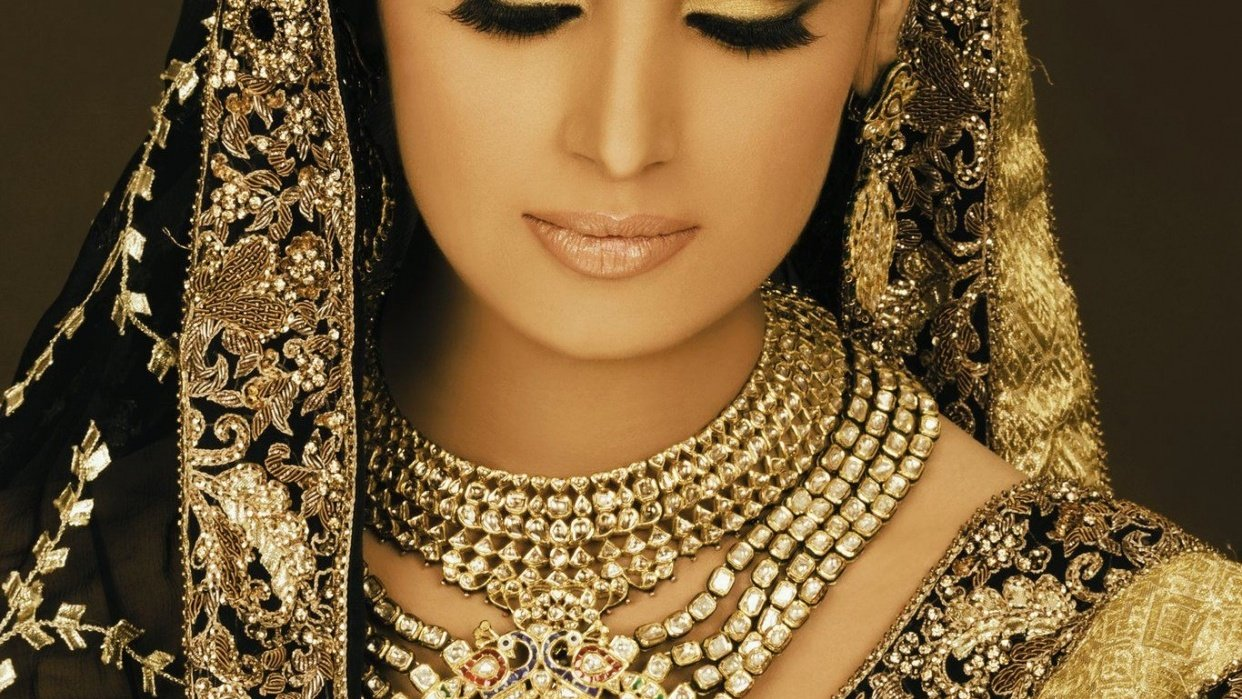 Mughal Bride - student project