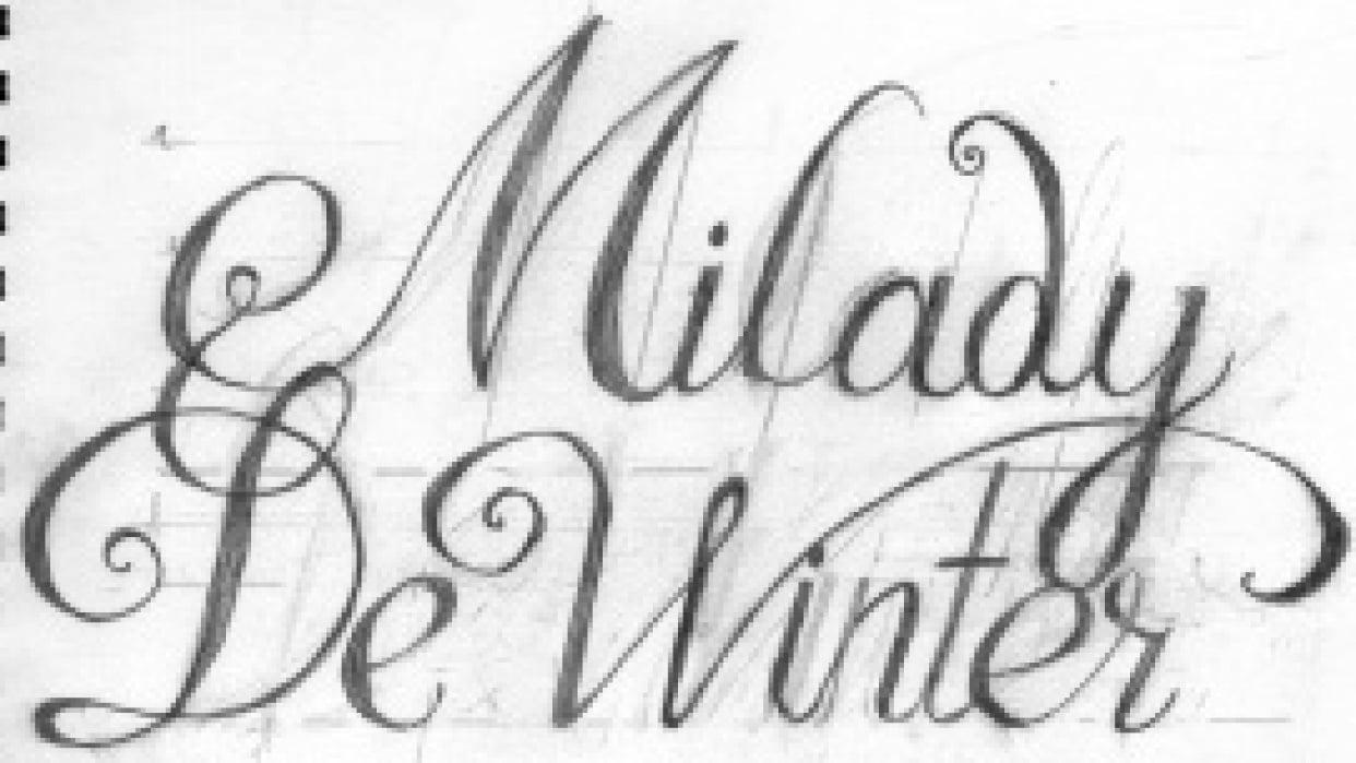 Milady De Winter - student project