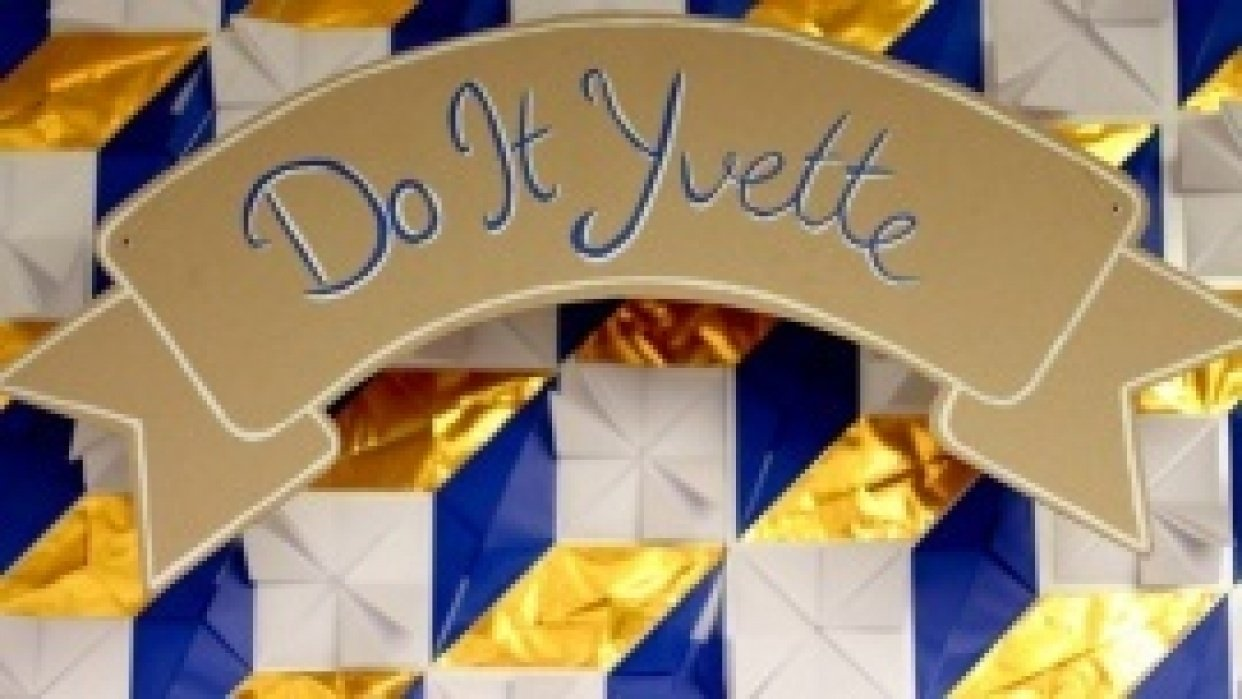 Do it Yvette  - student project