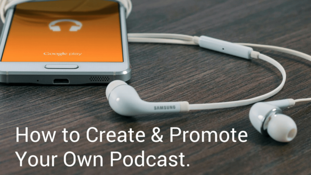 Getting Your Podcast off the Ground! - student project