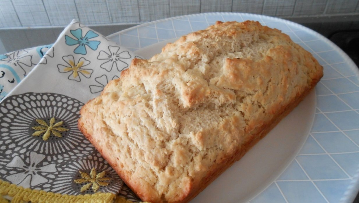 I made Chrissy's Beer Bread - student project