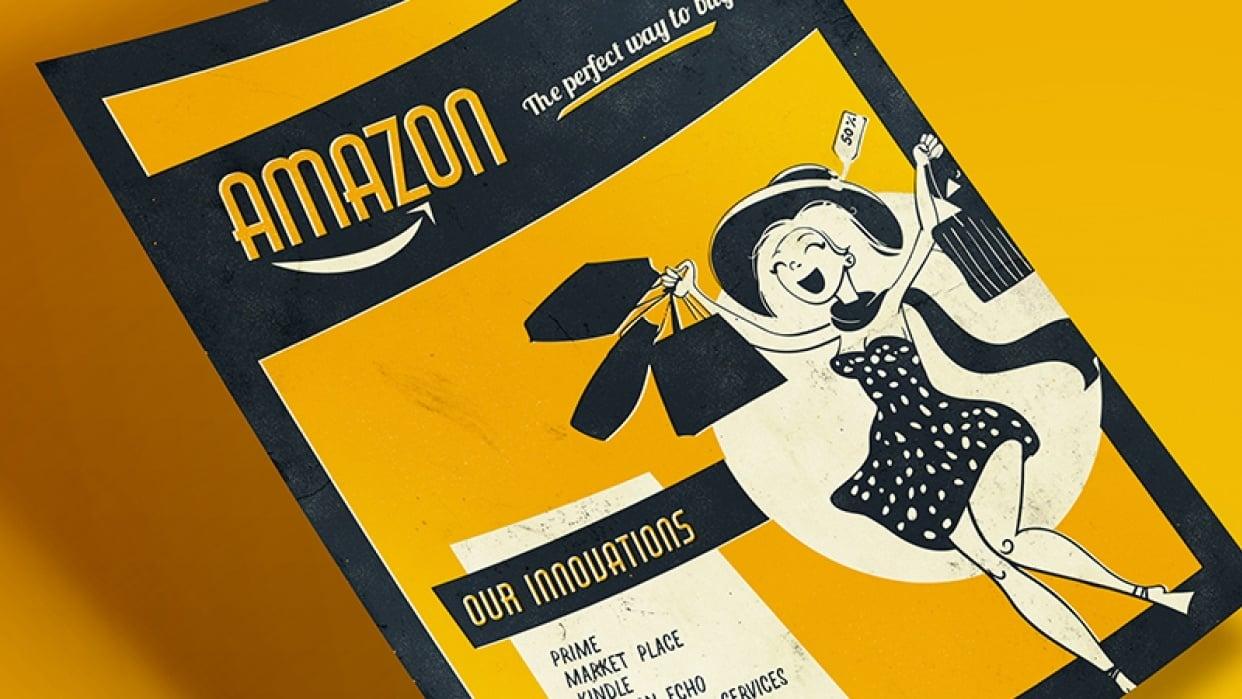 Amazon - student project