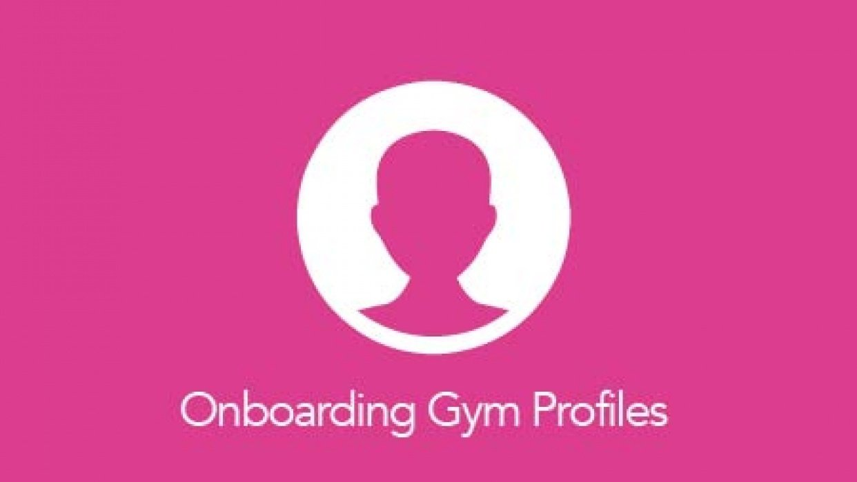 Onboarding Exercise - Trainee, Trainer & Gym Owner  - student project