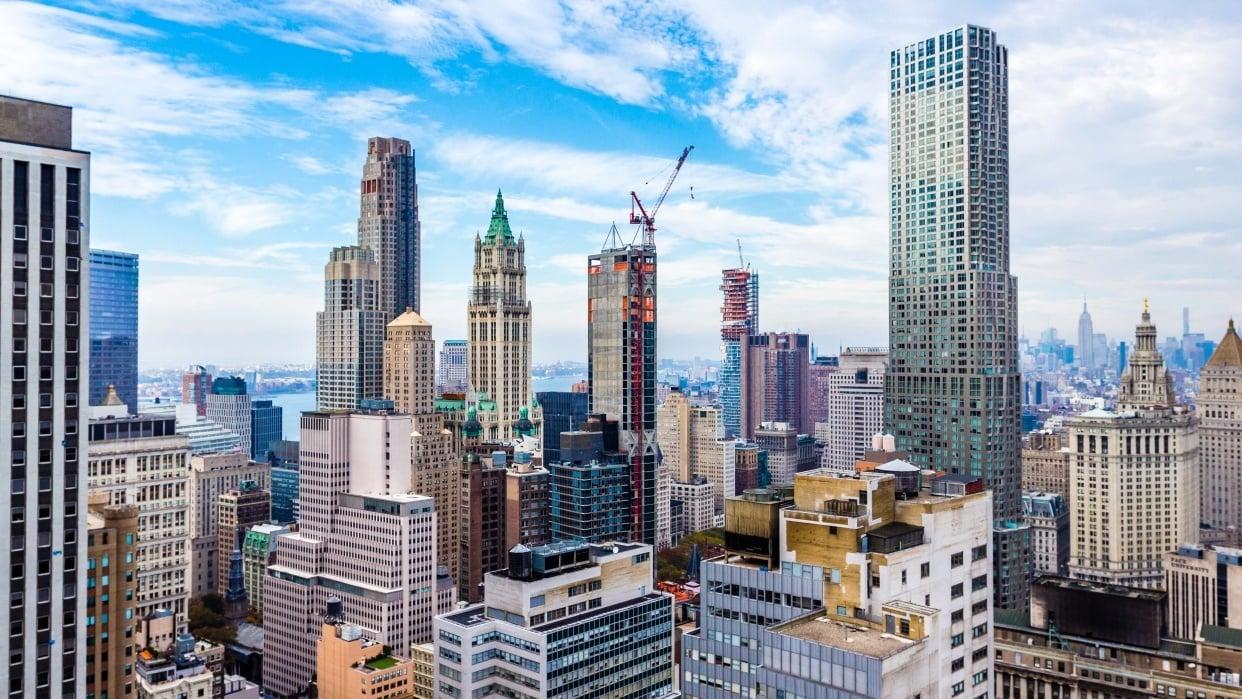 New York, New York - student project