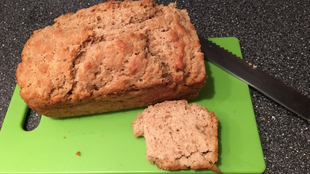 Butter Beer Bread - student project