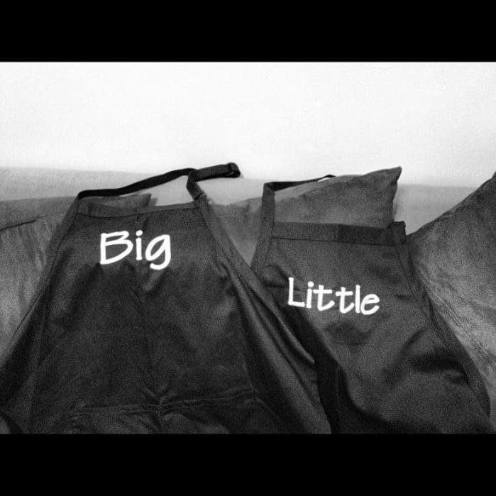 Big Little Kitchen - student project
