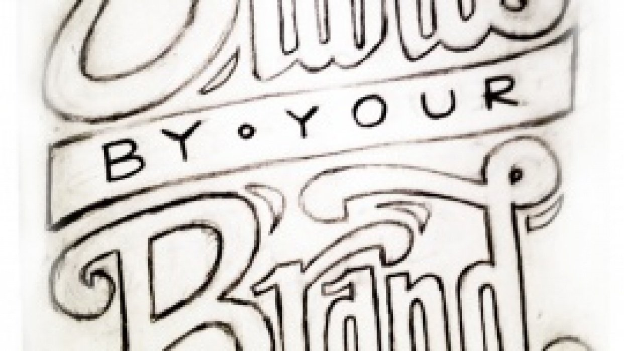 Stand By Your Brand - student project