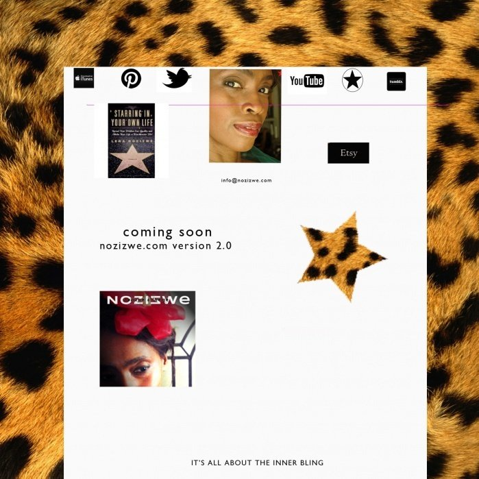 Nozizwe's Fantastic Landing Page - student project