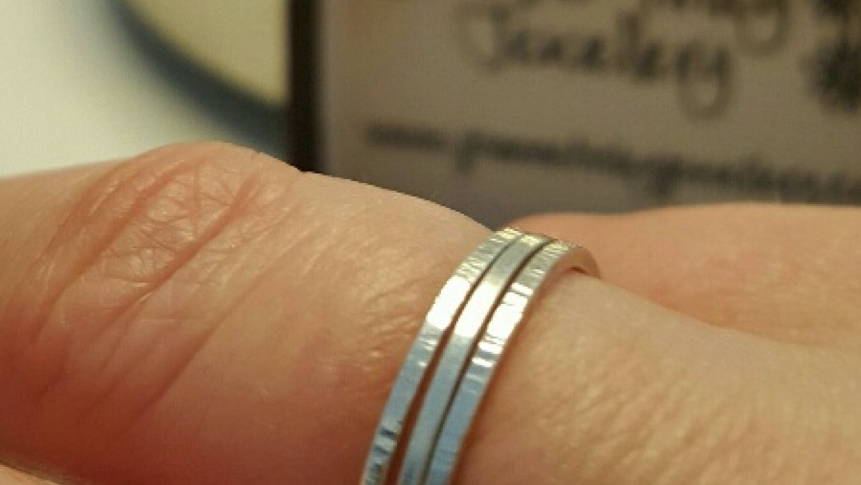 Stacking Rings - student project
