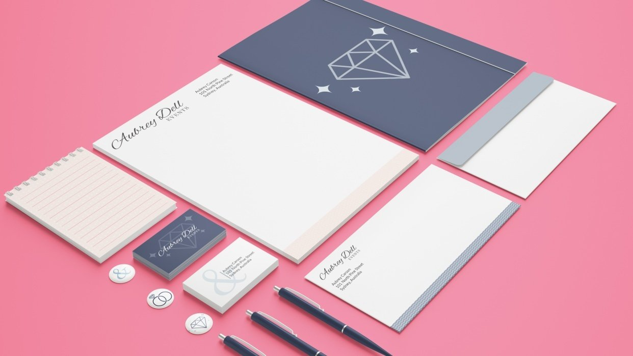 Branding package - student project