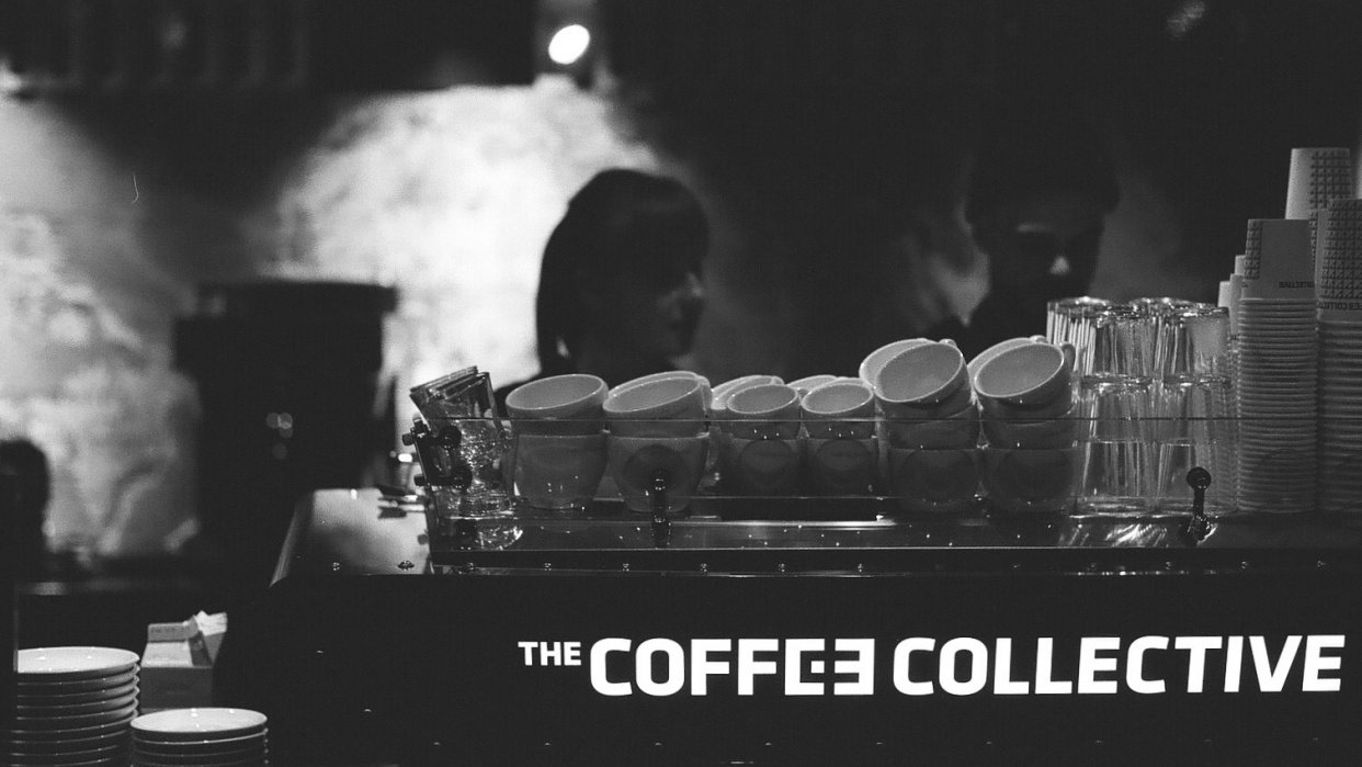 Coffee Research - student project