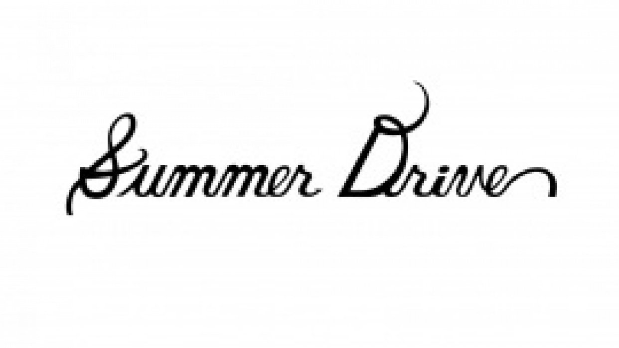 Summer Drive Sketch - student project