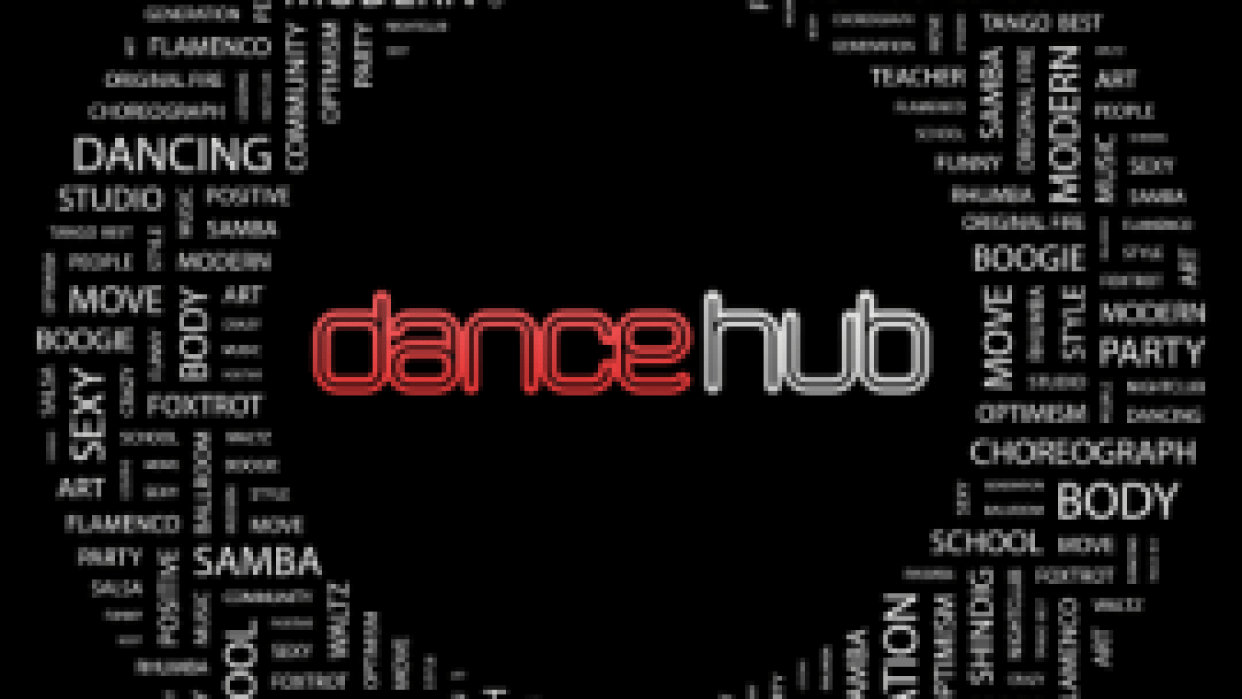 DanceHub - student project