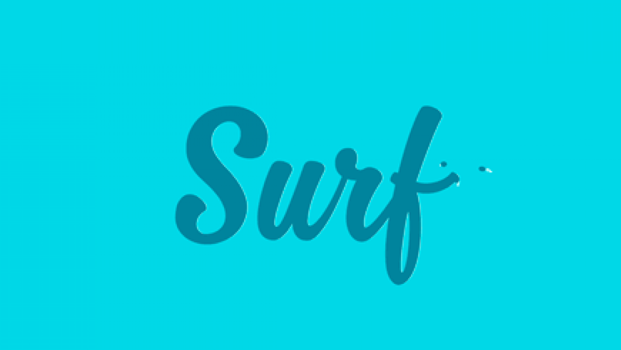 Surf and Coffee - student project