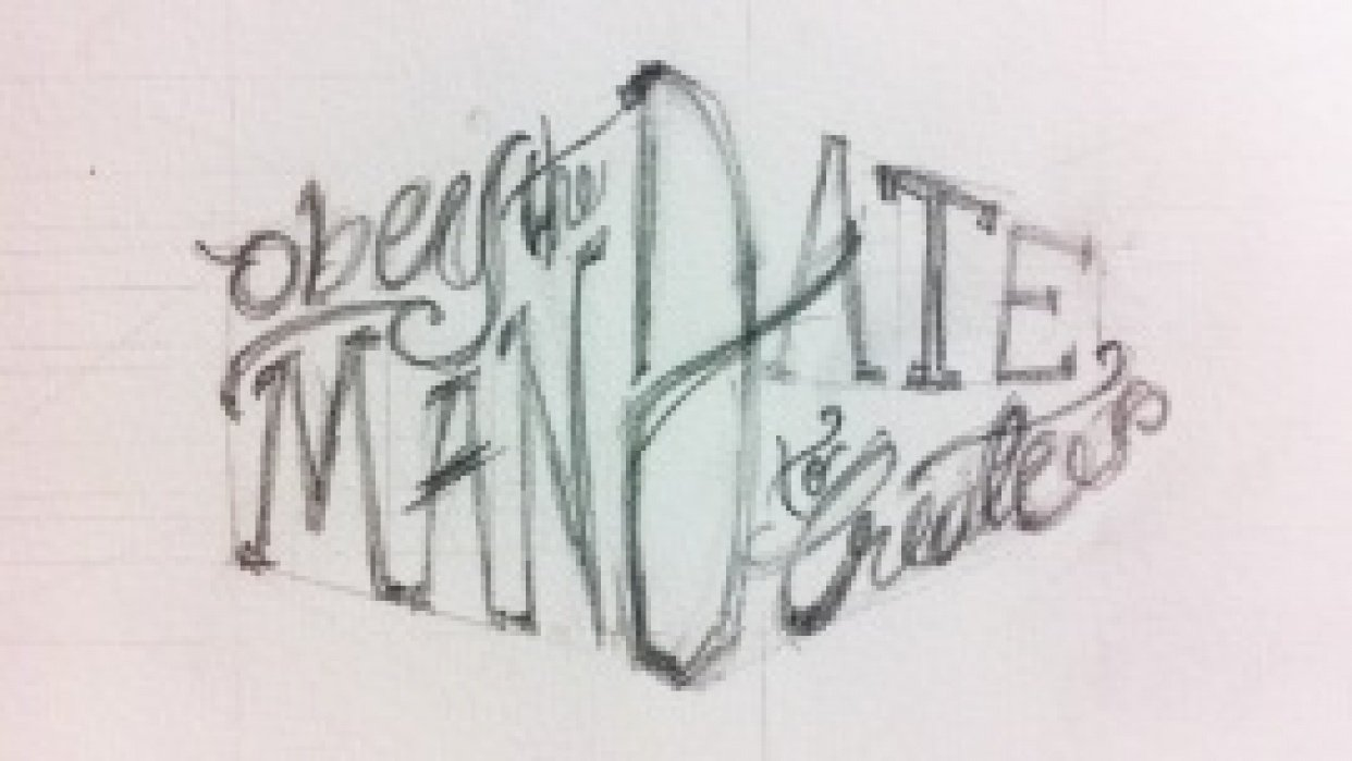 Obey the Mandate to Create - student project