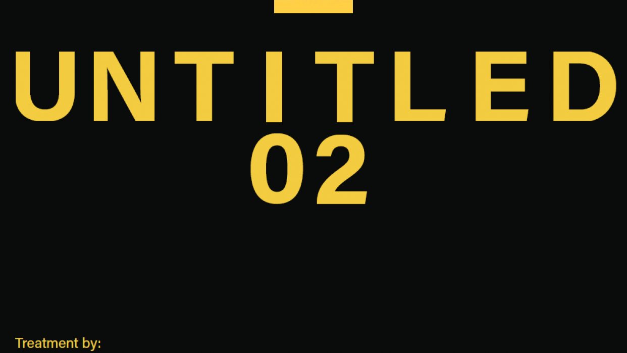 Untitled 02 - Kendrick Lamar - student project
