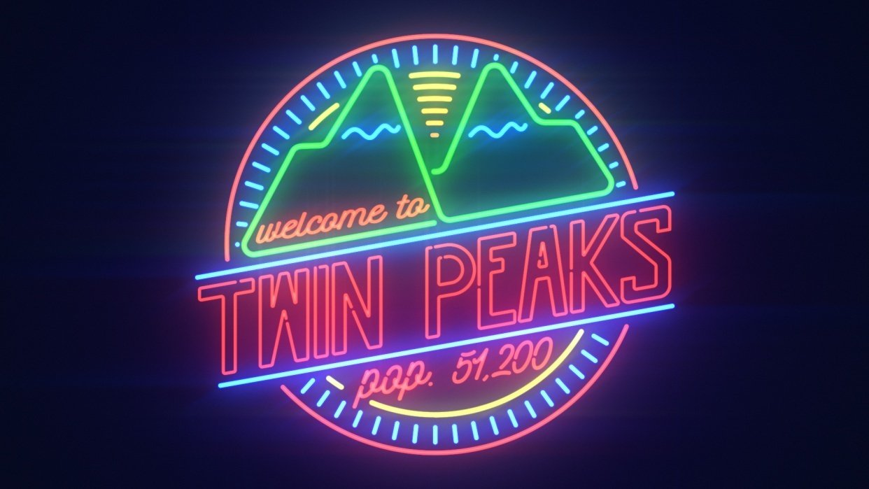 Welcome to Twin Peaks - student project