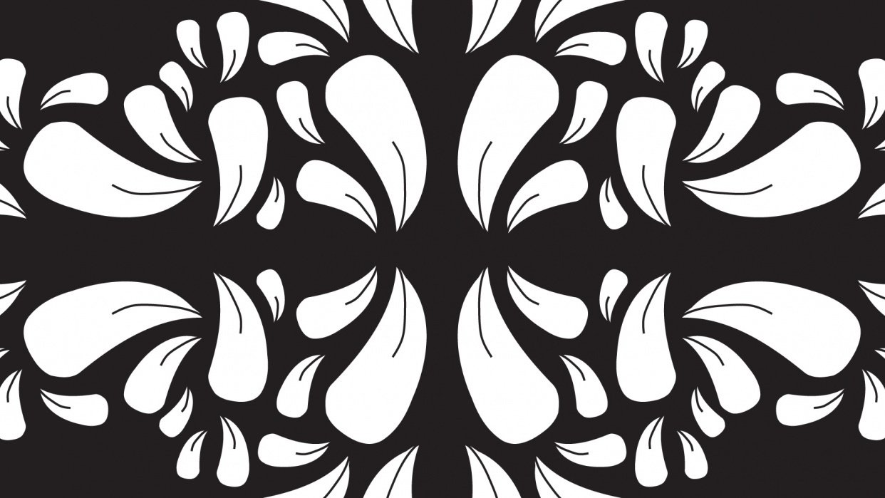 Damask Pattern - student project