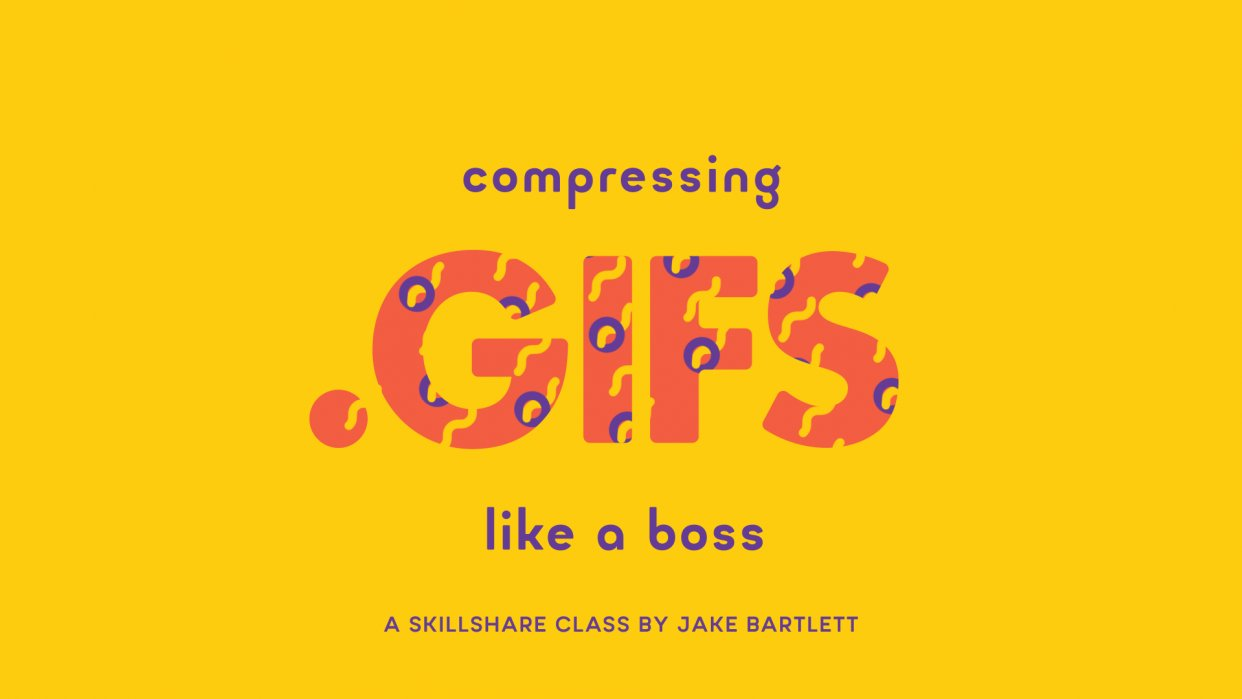 Compressed GIFS (SAMPLE PROJECT) - student project