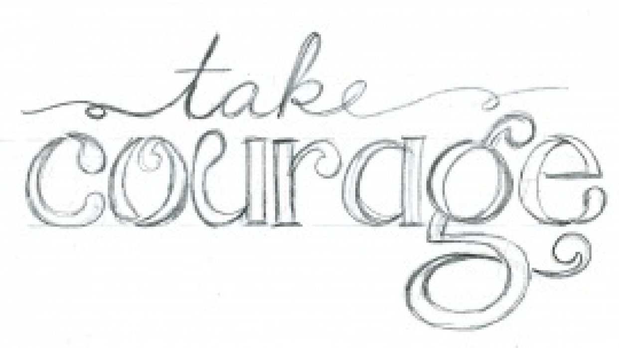 Take Courage - student project