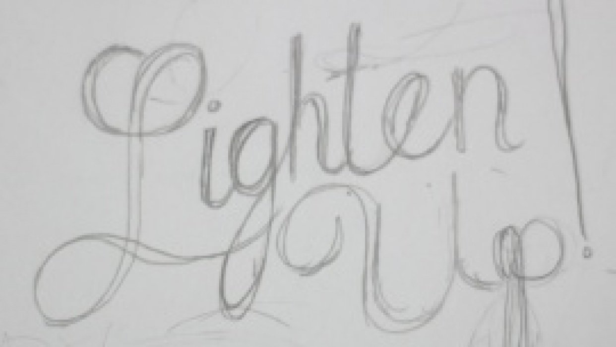 Lighten Up! - student project