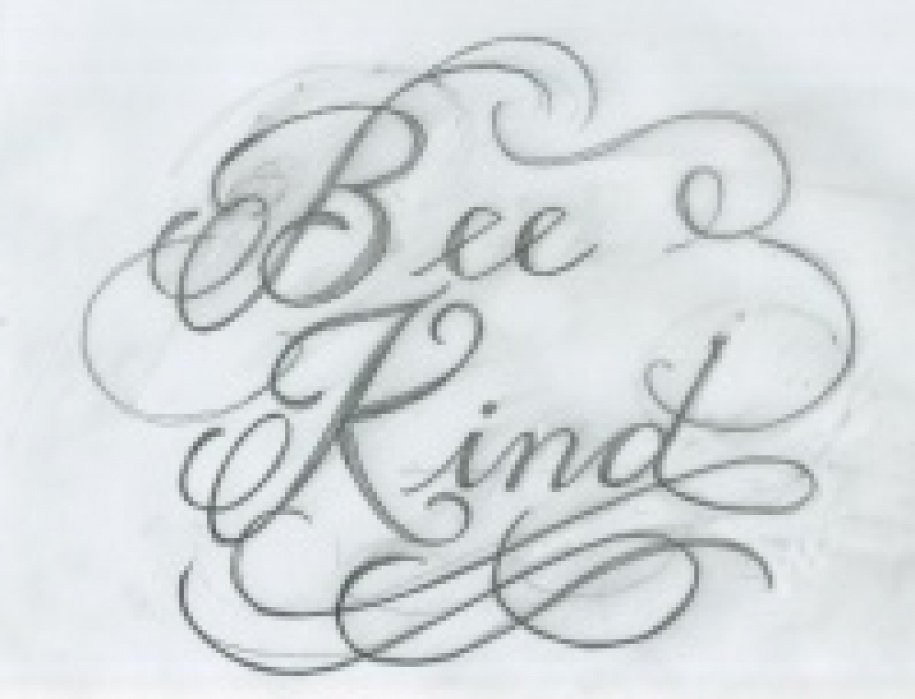 Bee Kind - student project