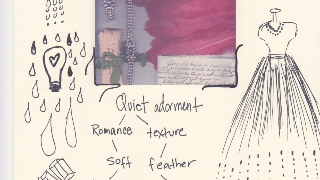 quiet adornment - student project
