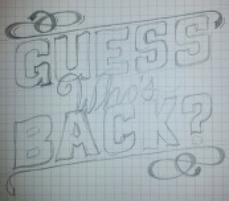Guess Who's Back? - student project
