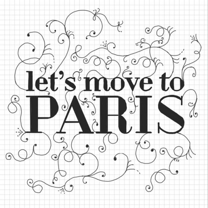 Let's Move to Paris - student project