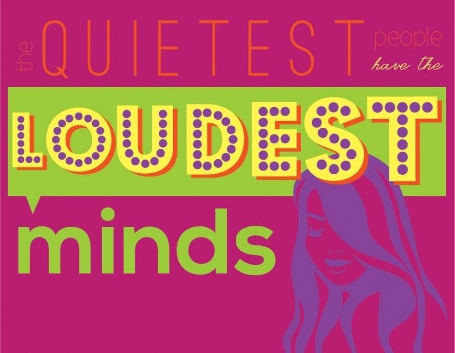 Quiet Vs. Loud - student project