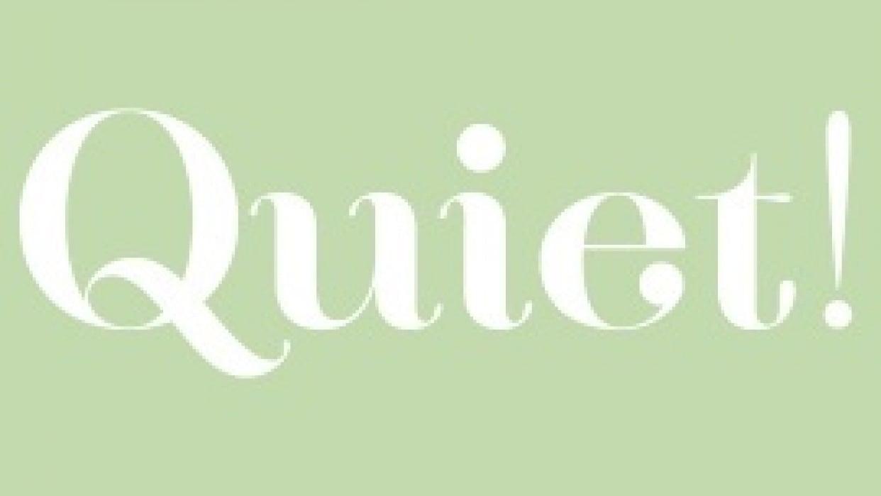 Sea Quiet - student project