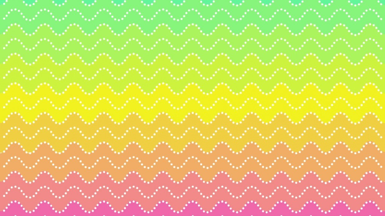 ombre background - student project