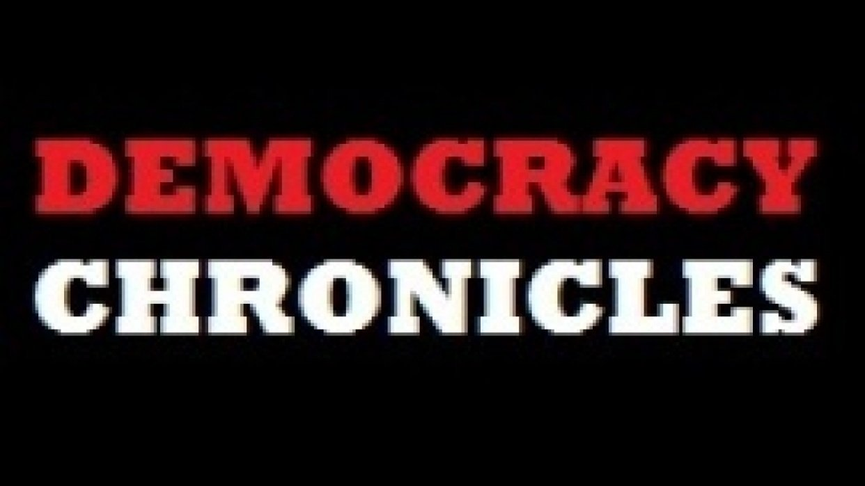 Democracy Chronicles: News and media about global democracy - student project
