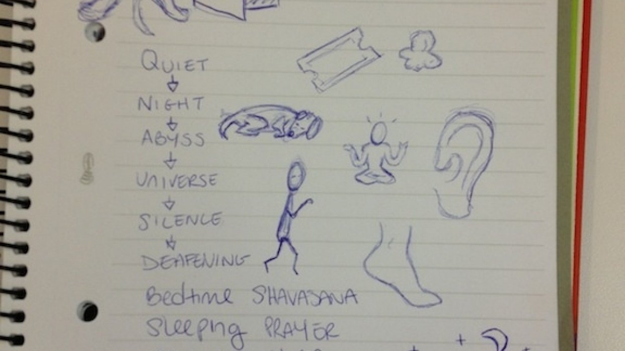 Hush... - student project