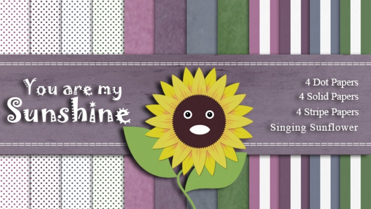 Singing Sunflower - student project