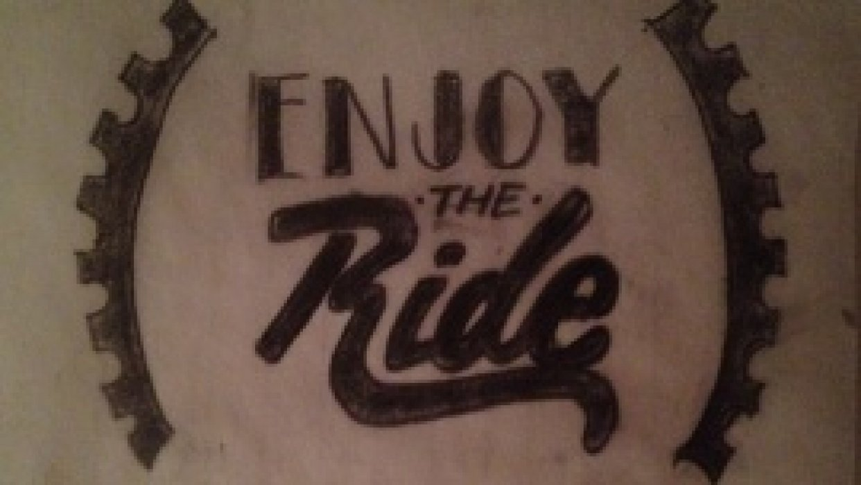 Enjoy the Ride - student project
