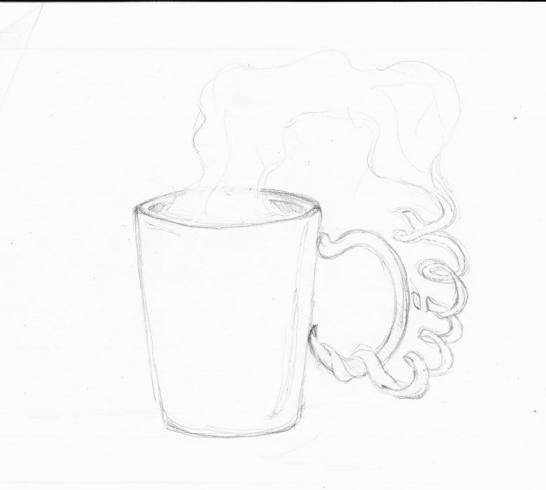 Quiet sketching - student project