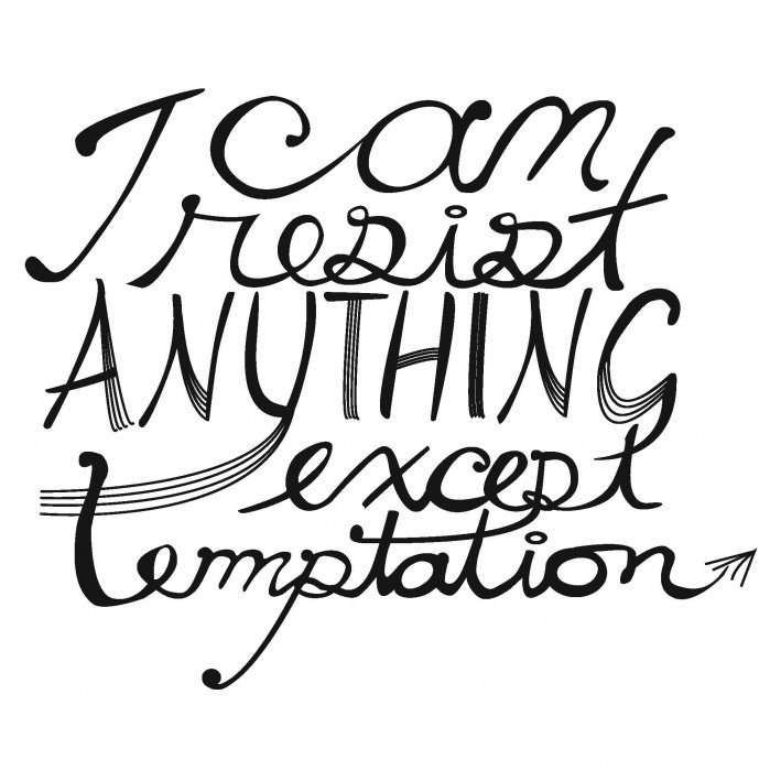 Temptation - student project