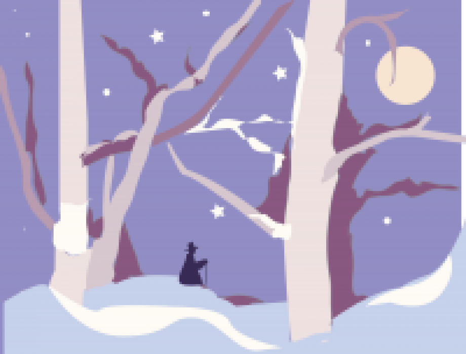 Silent Forest - student project