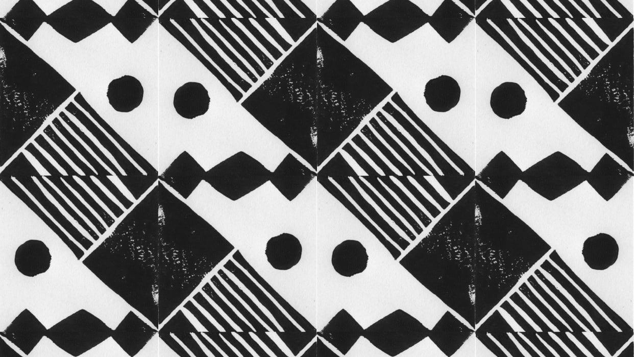 Geometric tile - student project