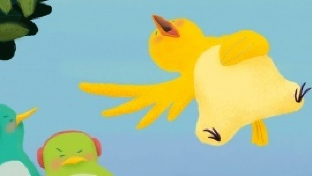 Loud Singing Bird - student project