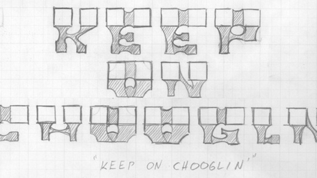 Keep On Chooglin' - student project