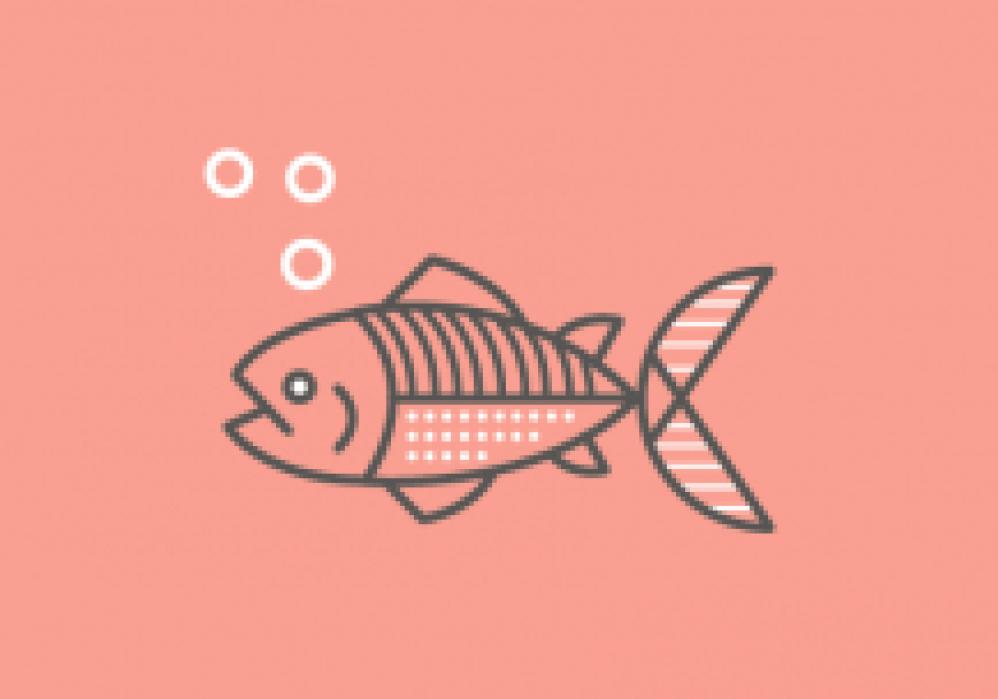 Quiet Ocean Scene - student project