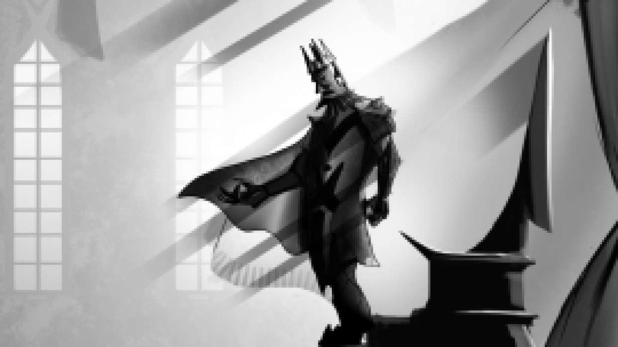 Facing the Evil King (Update) - student project