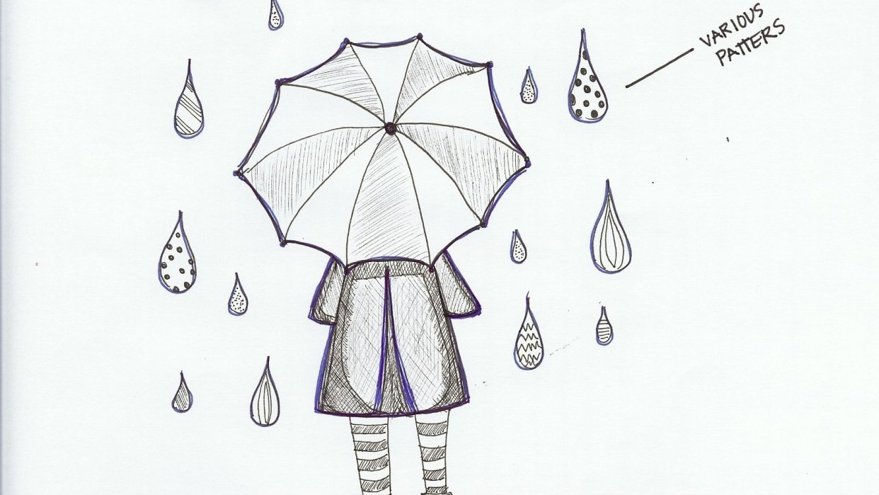 Quiet in the Rain - student project