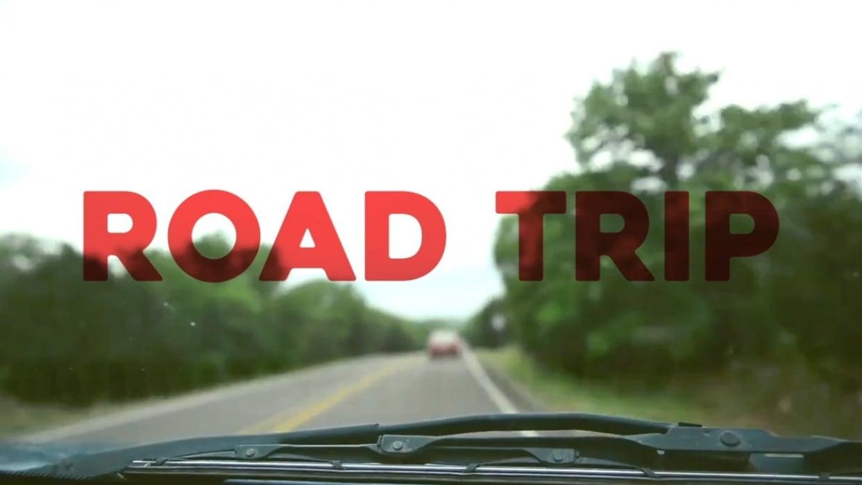 Road Trip Edit - student project