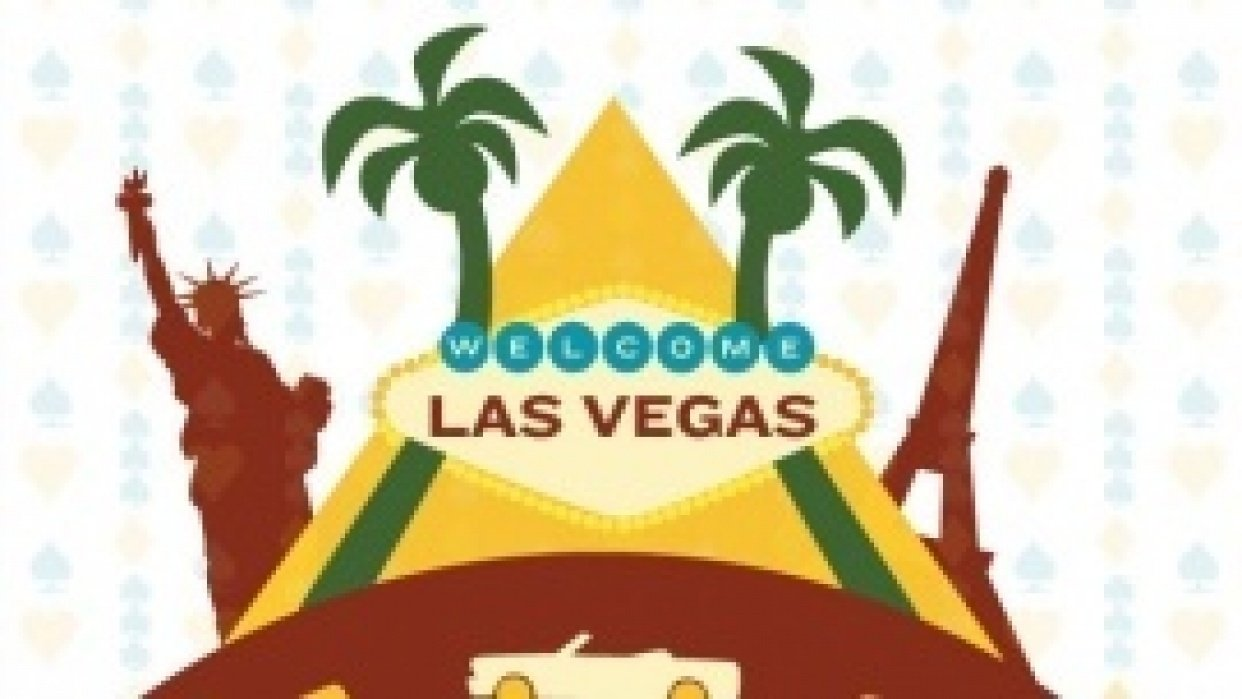 Icons/Las Vegas - student project