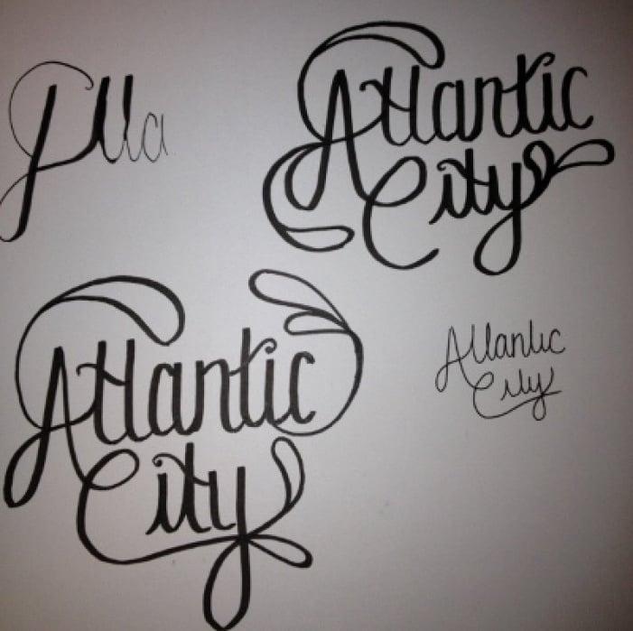Atlantic City - student project